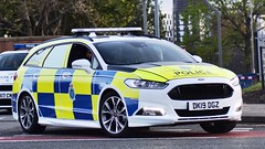 Merseyside Police Dog Section DG19 DGZ (LGM999) Tags: ford mondeo merseysidepolice dogsection dg19dgz
