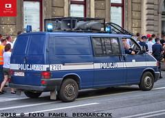 Z701 - Volkswagen Transporter T4 - OPP Warszawa (Pawel Bednarczyk) Tags: z701 hpza487 hpz a487 vw volkswagen transporter t4 ksp komenda stołeczna policji warszawa stolica elektra lbo 10t elfir zura ps100r opp oddziały prewencji police polizei policecar bus warsaw poland politi