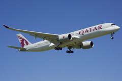 Qatar Airways Airbus A350-900; A7-ALK@ZRH;02.06.2019 (Aero Icarus) Tags: zrh zürichkloten zürichflughafen zurichairport lszh plane avion aircraft flugzeug qatarairways airbusa350900 a7alk