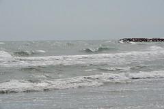 Ein Ausflug zum Mittelmeer (urmeline) Tags: südfrankreich natur wellen wasser mittelmeer saintesmariesdelamer