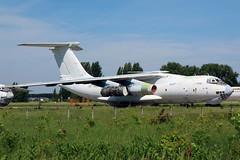 UR-UCS Ukraine Cargo Airways Ilyushin Il-76TD at Kiev Boryspil International Airport on 28 May 2019 (Zone 49 Photography) Tags: aircraft airliner aeroplane may 2019 kiev kyiv ukraine boryspil international kbp ukbb ilyushinil76 il76 il76td urucs ur76444