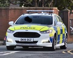 Merseyside Police Dog Section mondeo DG19 DGZ (LGM999) Tags: dg19dgz dogsection mondeo ford merseysidepolice