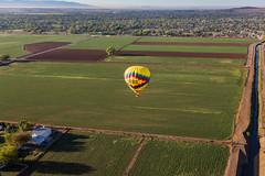 Hot Air Balloon Ride - Albuquerque, New Mexico (BeerAndLoathing) Tags: aerialphotography usa rp newmexicotrip canon albuquerque rainbowryders roadtrip trips aerial balloonride hotairballoon canonef1740mmf4lusm canoneosrp spring newmexico 2019 nm april