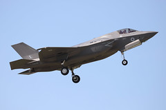 RAF F-35B Lightning II (nickchalloner) Tags: zm145 lockheed martin f35b f35 lightning ii 617 sqn squadron raf mildenhall royal air force mhz egun usaf usafe united states america