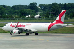 A6-AOS Air Arabia Airbus A320-214 at Kiev Boryspil International Airport on 28 May 2019 (Zone 49 Photography) Tags: aircraft airliner aeroplane may 2019 kiev kyiv ukraine boryspil international kbp ukbb g9 aby air arabia airbus a320 320 200 214 a6aos
