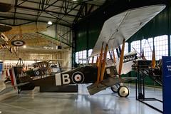 A3930_AVIATOR R.E.8_RAFMHENDON_20DEC18 (Plane Shots) Tags: preserved rafmuseumlondonhendona3930 aviatorre8