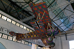 8417_FOKKER D-VII_RAFMHENDON_20DEC18 (Plane Shots) Tags: preserved rafmuseumlondonhendon 8417 fokkerdvii