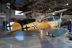 D7343_ALBATROS D_RAFMHENDON_20DEC18 (Plane Shots) Tags: preserved rafmuseumlondonhendon d7343 albatrosd