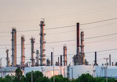 Pine Bend Oil Refinery - Flint Hills Resources, Minnesota (Tony Webster) Tags: flinthillsresources invergroveheights kochindustries minnesota pinebend pinebendrefinery rosemount environment environmentalism oil oilrefinery pollution refinery refining unitedstatesofamerica