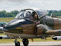 BAC Strikemaster 167 (scottwin01) Tags: jetplane jet bac strikemaster