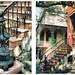 Savannah Georgia - Charlton House 4 (or #6) Taylor Street West - Chatham County - Newel Pelican