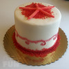 Red Starfish-beach-cake (Ale - Bakeandfun) Tags: cake fondantcake lakewoodranch pretty specialty