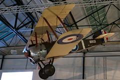 F6314_SOPWITH CAMEL F.1_RAFMHENDON_20DEC18 (Plane Shots) Tags: preserved rafmuseumlondonhendon f6314 sopwithcamel