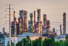 Pine Bend Oil Refinery - Koch Industries, Flint Hills Resources - Rosemount, Minnesota (Tony Webster) Tags: flinthillsresources invergroveheights kochindustries minnesota pinebend pinebendrefinery rosemount oil oilrefinery refinery refining unitedstatesofamerica