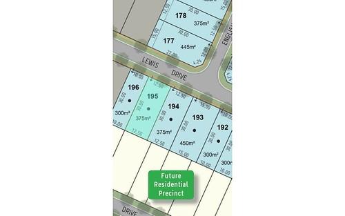 Lot 195 Lewis Drive (Blakes Crossing), Blakeview SA 5114