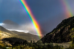 Nicola River Rainbow (edhendricks27) Tags: rainbow nature nicila canon