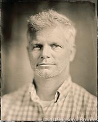 C. (Joseph Brunjes) Tags: 2019 3b 8x10 brunjes cb3b chamonix eckhardt joseph nc optics man portrait tintype wetplate
