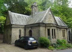 [75967] Ranmoor : Thornbury Lodge (Budby) Tags: sheffield southyorkshire ranmoor victorian lodge gatehouse