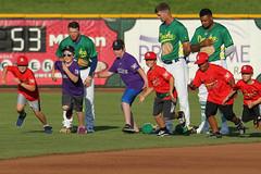 RUN(za) (Minda Haas Kuhlmann) Tags: sports baseball milb minorleaguebaseball pacificcoastleague omahastormchasers nebraska omaha papillion sarpycounty outdoors fans onfieldpromotions runzanight