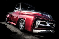 F100 (Dave GRR) Tags: ford f100 pickup retro classic vintage car cars coffee auto show toronto 2019 olympus