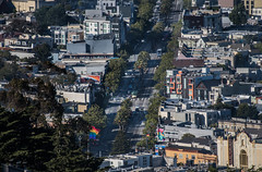 pride month (pbo31) Tags: bayarea california nikon d810 color june 2019 julie boury pbo31 spring sanfrancisco city twinpeaks view over urban marketstreet castro flag rainbow gay month theater neon sign lgbtq pride historic