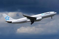 CYVR - Air Transat A330-200 C-GJDA (CKwok Photography) Tags: yvr cyvr airtransat a330 cgjda