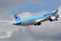 CYVR - Korean Air B787-9 Dreamliner HL8345 (CKwok Photography) Tags: yvr cyvr koreanair b787 dreamliner hl8345