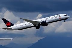 CYVR - Air Canada B787-9 Dreamliner C-FVLU (CKwok Photography) Tags: yvr cyvr aircanada b787 dreamliner cfvlu