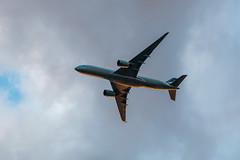 Cathay Pacific Airbus A350-900 (Justin Kane) Tags: seattle washington airplane cathay pacific airbus a350 a350900