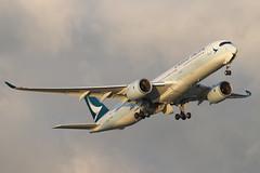CX A359 B-LRG @ CX890 (EddieWongF14) Tags: cathaypacificairways cathaypacific airbus airbusa350 airbusa350900 airbusa350941 a35 a350 a359 a350900 a350941 blrg