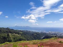 Tahiti, French Polynesia - Le Belvedere