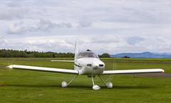 G-RMRV RV-7, Scone (wwshack) Tags: egpt psl perth perthkinross perthairport perthshire rv7 scone sconeairport scotland vans grmrv