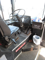 ex-Golden Retriever Driver Area (TheTransitCamera) Tags: newflyerindustries d30lf goldenretriever senior shuttle bus