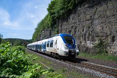 NationalExpress 859, Ennepetal (cellique) Tags: nationalexpress 859 ennepetal ennepetalgevelsberg gevelsberg regiobahn spoorwegen treinen trein eisenbahn zuge zug railway train nrw