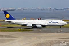 Lufthansa [LH][DLH] / D-ABYR / 747-830 / RJTT (starger64) Tags: canoneos5dmarkiv ef1004004556lisii rjtt hnd hanedaairport 羽田機場 東京国際空港 lufthansa 漢沙航空 dabyr 7478 boeing747830 boeing 748 747 aviation aircraft airplane arlines