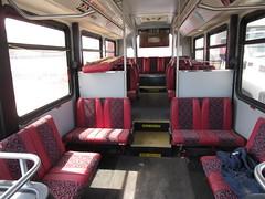 ex-Golden Retriever Interior (TheTransitCamera) Tags: newflyerindustries d30lf goldenretriever senior shuttle bus