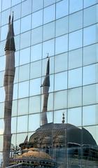 Istanbul Reflections (Star Wizard) Tags: beyoğlu istanbul turkey city street