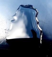 Wassertropfen (claudine6677) Tags: wasser regen wassertropfen water drop rain reflektion reflexion