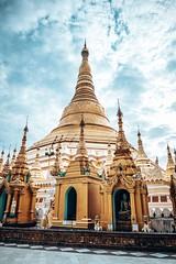 Shwedagon Pagoda in Yangon Myanmar (4)
