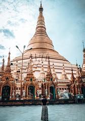 Shwedagon Pagoda in Yangon Myanmar (1)