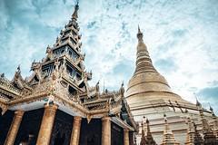 Shwedagon Pagoda in Yangon Myanmar (5)