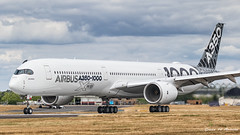 Airbus A350 (Ramon Kok) Tags: a3501000 a3501041 avgeek avporn airbus airbusa3501000 airbusa3501041 airbusa350xwb airbusindustrie aircraft airline airlines airplane airport airshow airways aviation carbonlivery demonstration eglf england fwlxv fab fia farnborough farnboroughairport farnboroughinternationalairshow gb greatbritain housecolours taglondonfarnboroughairport uk unitedkingdom xwb verenigdkoninkrijk