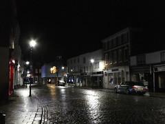 Leeg (Merodema) Tags: stadje nat donker duister dark city empty