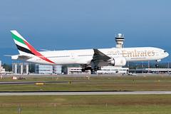 Emirates Boeing 777-300ER A6-EGP | Milano - Malpensa (MXP-LIMC) | 31st May 2019 (Brando Magnani) Tags: