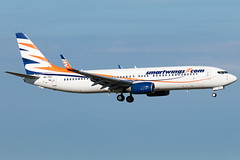 Smartwings Boeing 737-800 OK-TVO | Milano - Malpensa (MXP-LIMC) | 31st May 2019 (Brando Magnani) Tags: