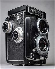 Rolleicord (hans der insulaner) Tags: kamera camera mediumformat rolleicord fotografie photographie rollei mittelformat analog film