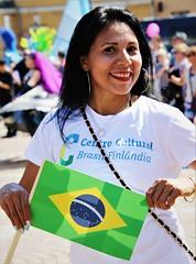 6Q3A1762 (www.ilkkajukarainen.fi) Tags: helsinki suomi finland finlande eu europa scandinavia brazil brasilia portrait potretti muotokuva flag lippu brzil happy life line visit travel travelling