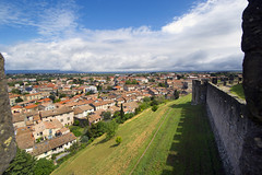 Carcassonne (albireo 2006) Tags: carcassonne france occitanie fortifications