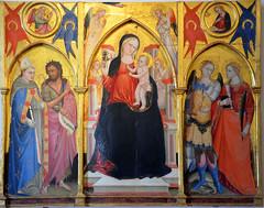 Musée de Cortone (RarOiseau) Tags: italie toscane cortone musée intérieur peinture