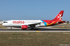 Air Malta Airbus A320-214  |  9H-AHS  |  LMML (Melvin Debono) Tags: air malta airbus a320214 | 9hahs lmml cn 5086 melvin debono spotting canon eos 5d mark iv 24105mm ii plane planes photography airport airplane aircraft aviation mla spotters spotter